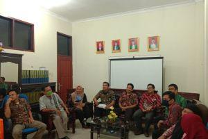 VIRTUAL MEETING PEMBINAAN DAN PENGAWASAN KPTA MEDAN DENGAN PA SE-SUMATERA UTARA