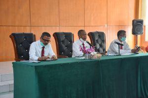 PTA Medan Gelar Rapat Evaluasi Zona Integritas